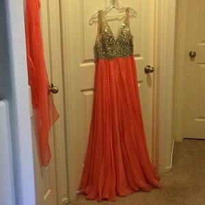 Formal Dress size 10